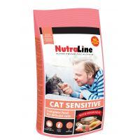 Hrana uscata pentru pisici Nutraline Cat Sensitive, 10 Kg