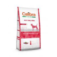 Hrana uscata pentru caini Calibra Dog Grain Free Adult Small Breed cu Rata, 7 Kg