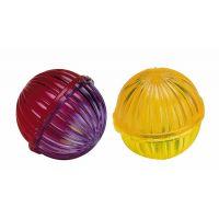 Jucarie Pisica Ferplast Glob Plastic, 2 buc