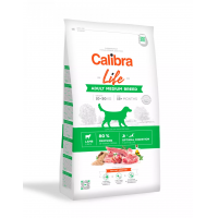Calibra Dog Life Adult Medium Breed cu Miel, 12 kg